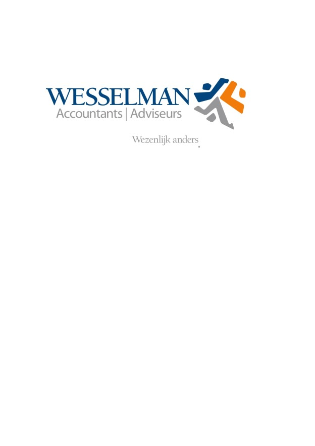 Wesselman accountants logo Word klein